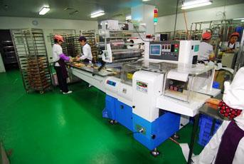 皇冠蛋糕工厂设备4