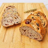 圣诞蛋糕——意大利果仁面包