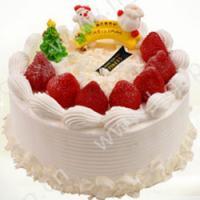 圣诞蛋糕——圣诞颂歌