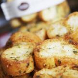 法式香蒜—皇冠蛋糕5月新品面包上市!