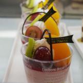 覆盆子水果杯