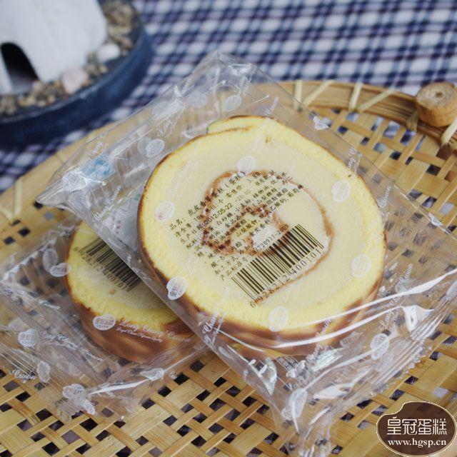香草虎皮蛋糕便利包装配图